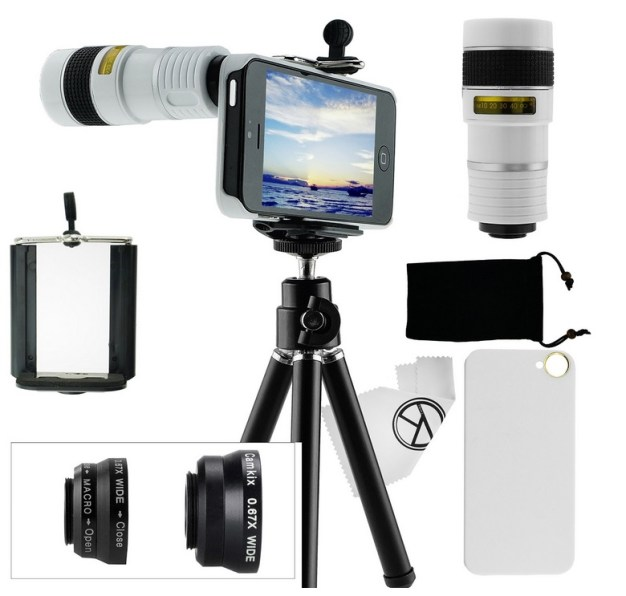 camera lens kit for iphone and samsung s5