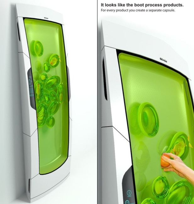 future fridge