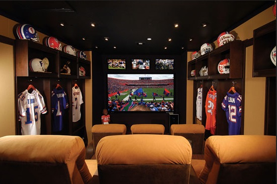 man cave seating