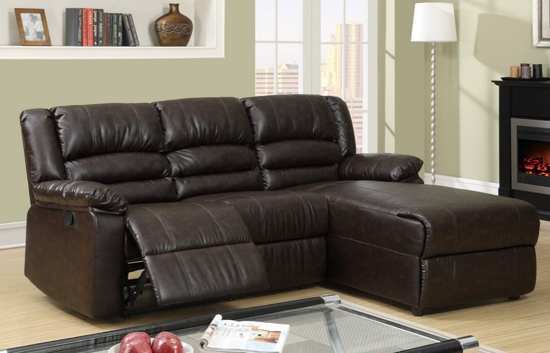 Exceptional Take A Load Off, Bro. Mancave Recliner Sofa