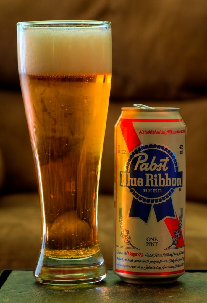pabst blue ribbon best cheap beer for men