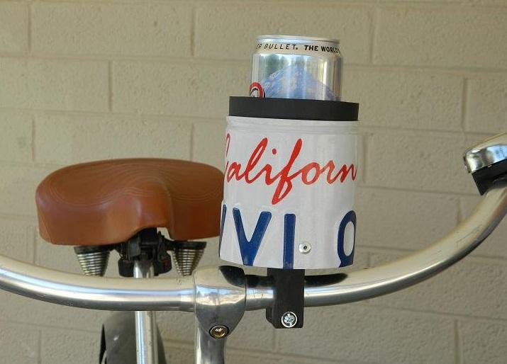 beer bike holder