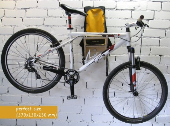 functional bike hanger