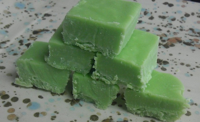 mountain dew fudge