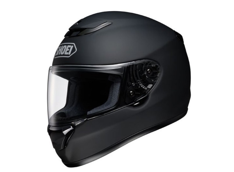 Shoei Solid Qwest motorcycle helmet