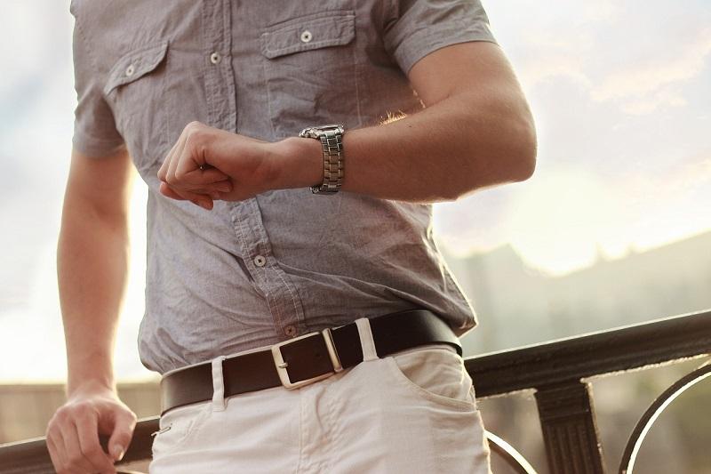 summer business attire for men