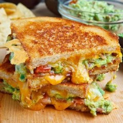 10 Grill Cheese Sandwiches, each Equaling a Unique Version of Perfection
