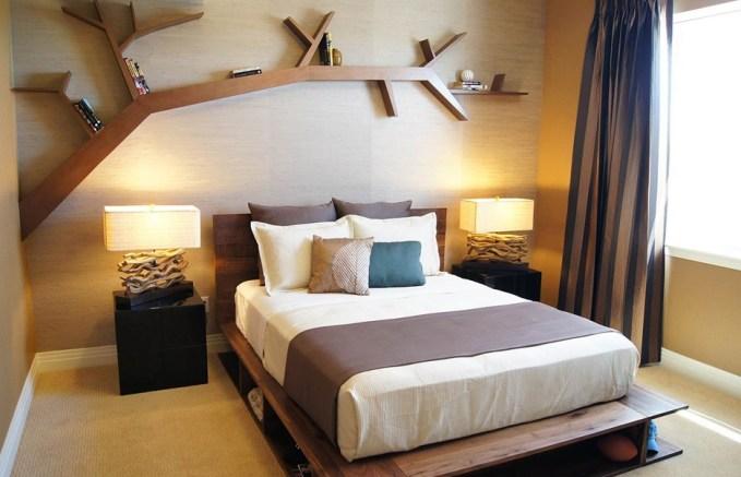 amazing shelf ideas for bedroom