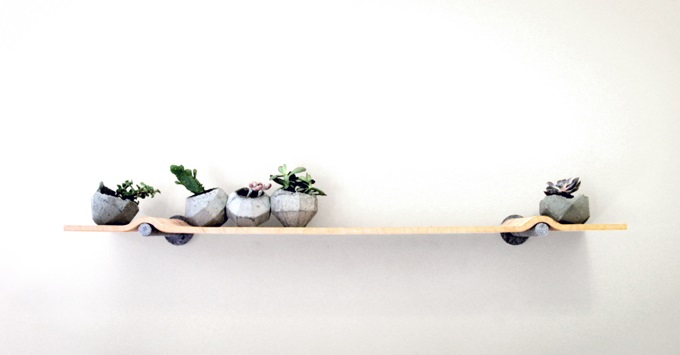 design art shelf