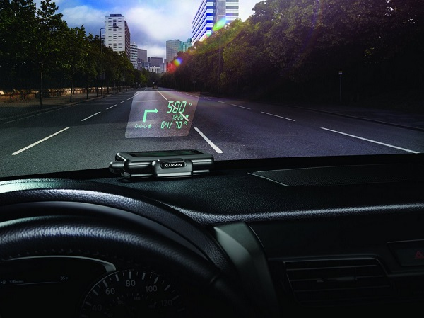 hud display navigation system