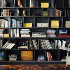 Shelf Ideas For The Modern Man Cave