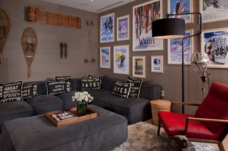 Man Cave Lounge Room : Tips and ideas for a successful man cave decor caves on