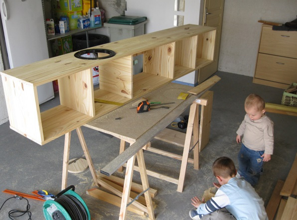 furniture diy projects for kids