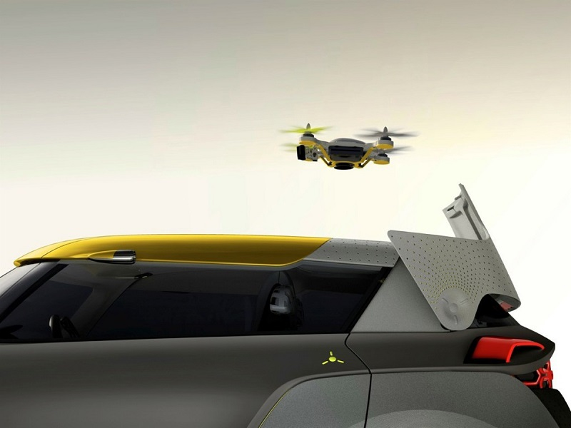 renault-kwid-drone-launch