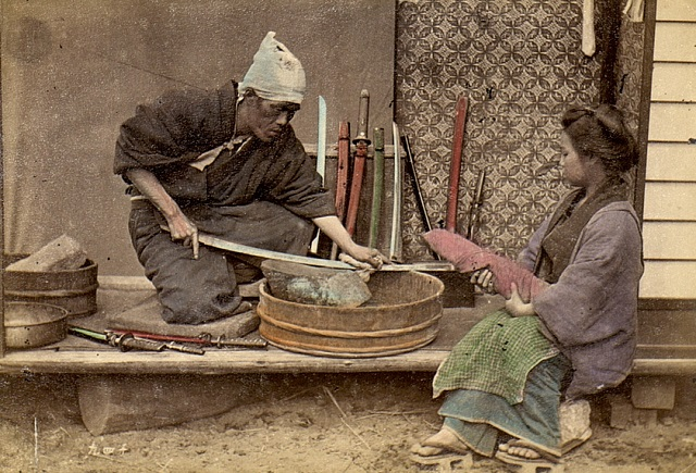 traditional jobs for men