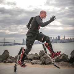 Want To Run 25MPH?  Try These Bionic Boots…