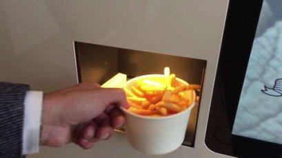 fries machine