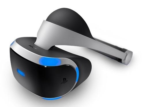 ps 4 virtual reality helmet