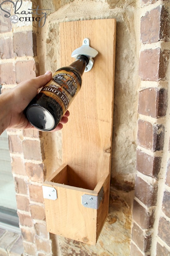 bottle opener wall mounted
