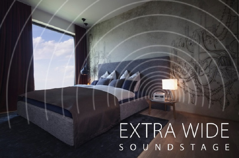 surround sound radio