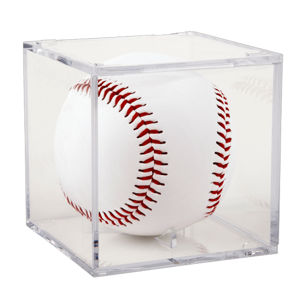 acrylic baseball dispaly case