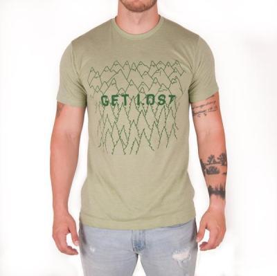 get lost tshirt