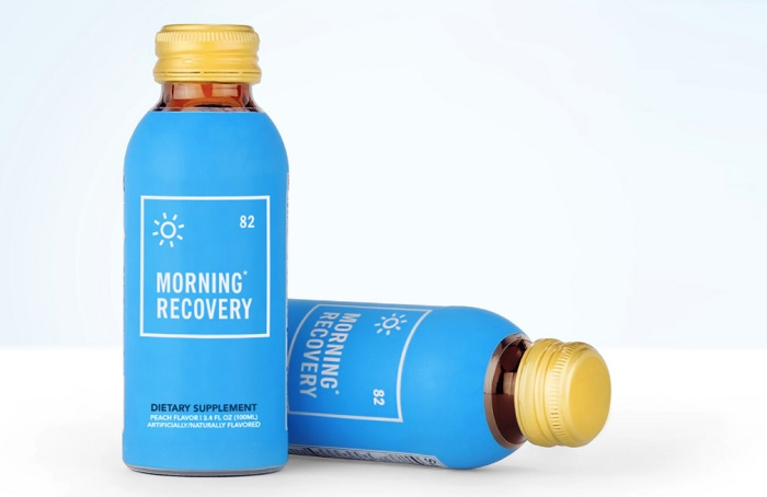 morning recovery drink review