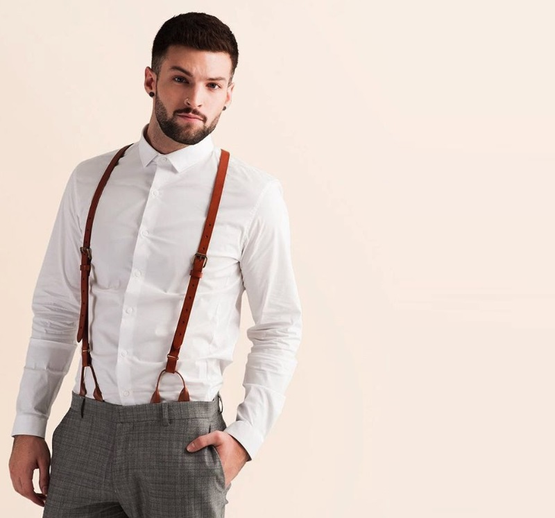 2d175df21d18 The other good news about JJ Suspenders is that almost any budget can be  accommodated. Prices start at $49 for the Skinny line, and go up from there.
