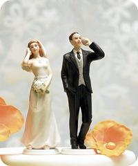 cell phone wedding
