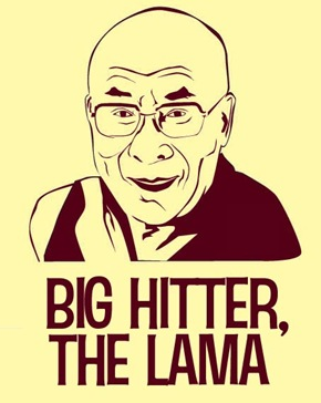Big Hitter, The Lama