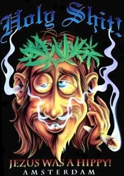 jesus hippie