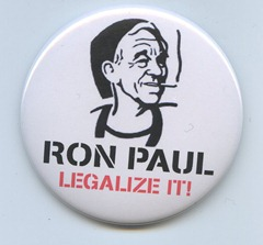 ron paul stoned
