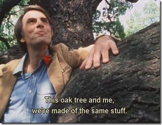 carl sagan is a dude