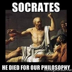 socrates saint