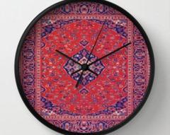 rug clock