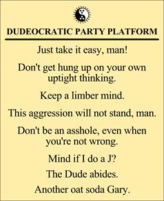 Party Platform
