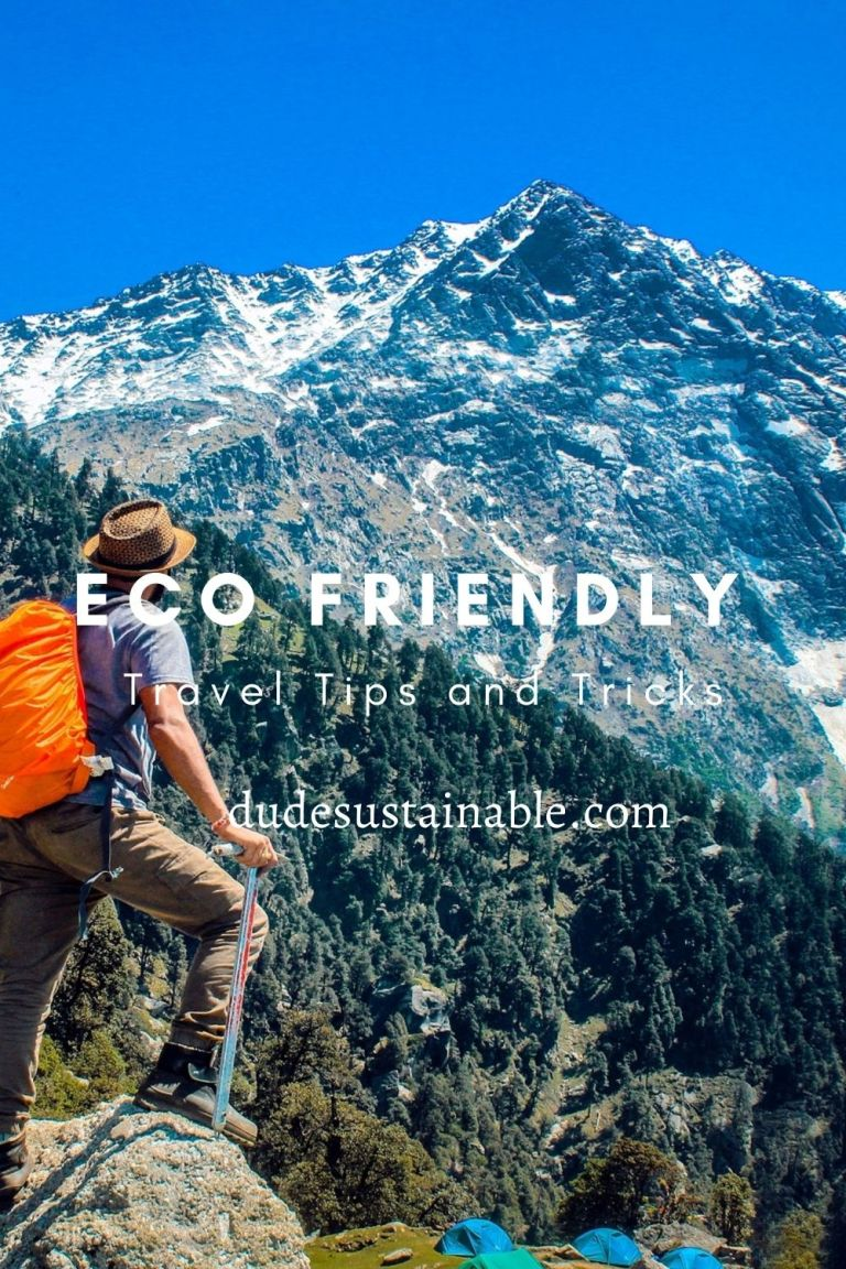 Eco friendly Travel Tips and Tricks