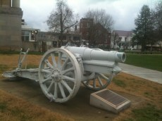 Battle of Corydon Cannon