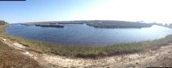 Big Bend Wildlife Management Area Panorama