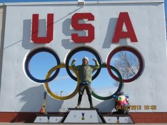 Olympic Training Center in Colorado Springs, Colorado