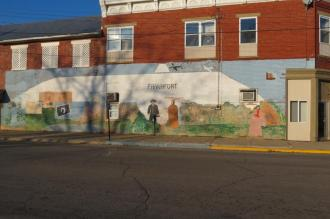 Frankfort Town Mural