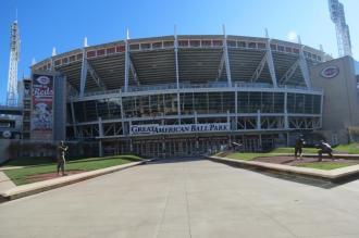 Great American Ballpark in Cincinnati