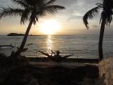Jamming for the Sunrise from my Hammock in Bahia Honda State Park in the Florida Keys
