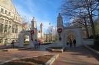 Indiana University Arches