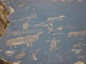 Petroglyphs in Castle Valley, Utah
