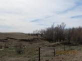 Shallow Creek Ditch Outside Ellsworth, Kansas