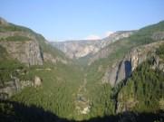 Yosemite National Park Overlook