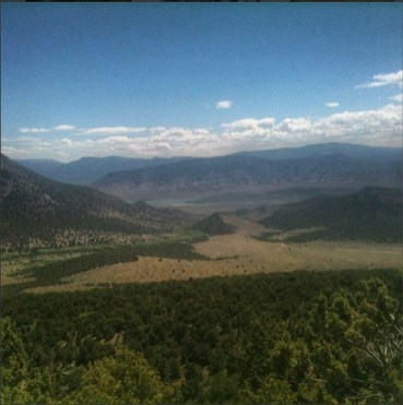 Fishlake National Forest Outside Beaver, Utah