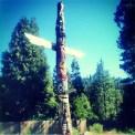 Totem Outside South Lake Tahoe