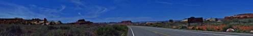 Canyonlands Entrance Panorama